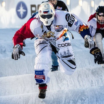 Red Bull Crashed Ice 2015 Сент-Пол, США