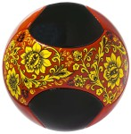Мячи с лого