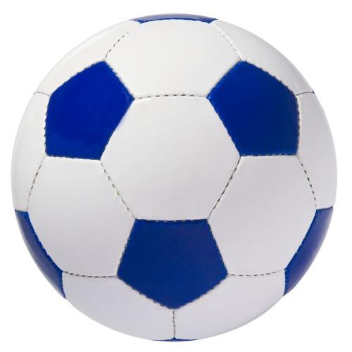 Сувенирный мяч STREET белый с синим
